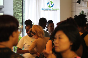 Networking and Connection at GS summer Connect